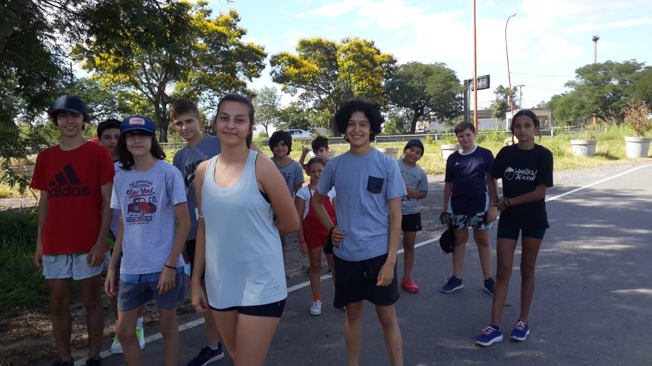 Grupo triatlón